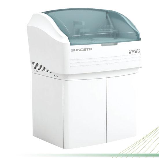 SUNMATIK-6020(立式)分离式全自动生化分析仪