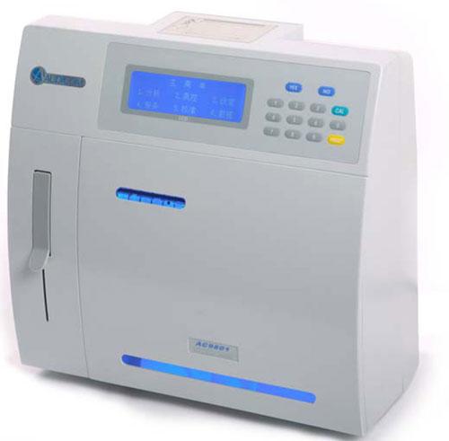 AC9801自动电解质分析仪