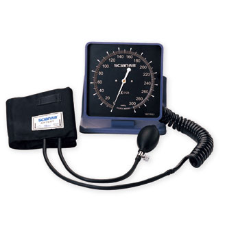 HS-60A台式墙式双用机械血压表