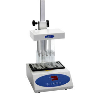 MK200-2(高温双模块型)干式恒温器 (恒温金属浴)