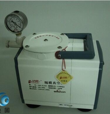 GM-0.33A隔膜真空泵
