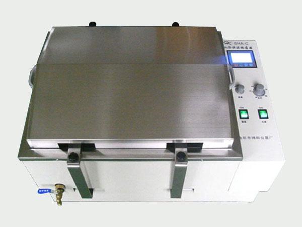 SHA-C往复水浴恒温振荡器
