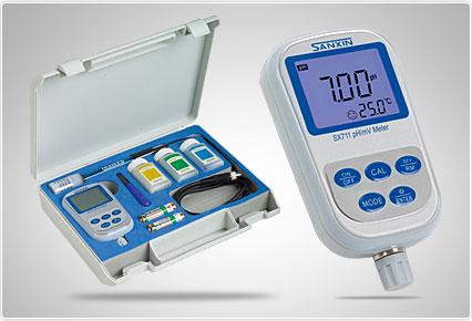 SX711型便携式pH/mV计