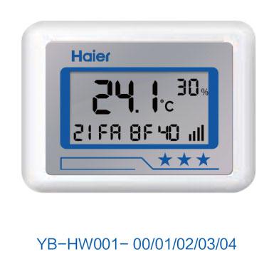 YB-HW001-02 WiFi温湿度采集(单路)