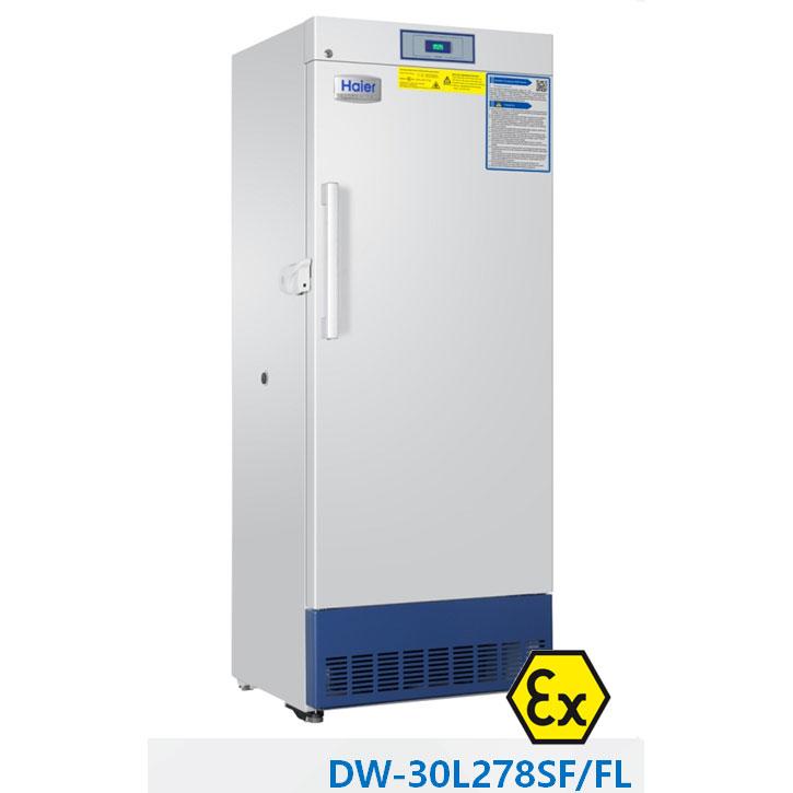 DW-30L278FL -30℃低温防爆冰箱