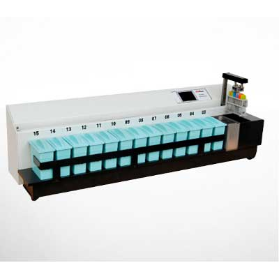 KD-RS3(迷你型)电脑自动组织染色机