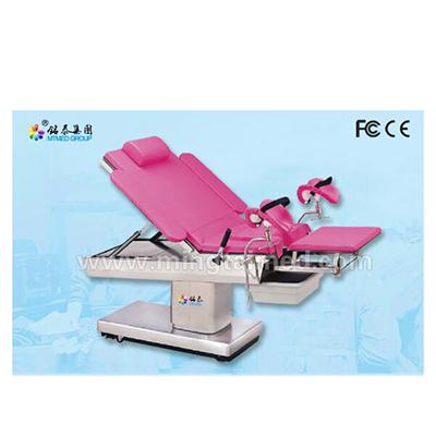 MT1800(电动液压配置)多功能妇科产床手术台