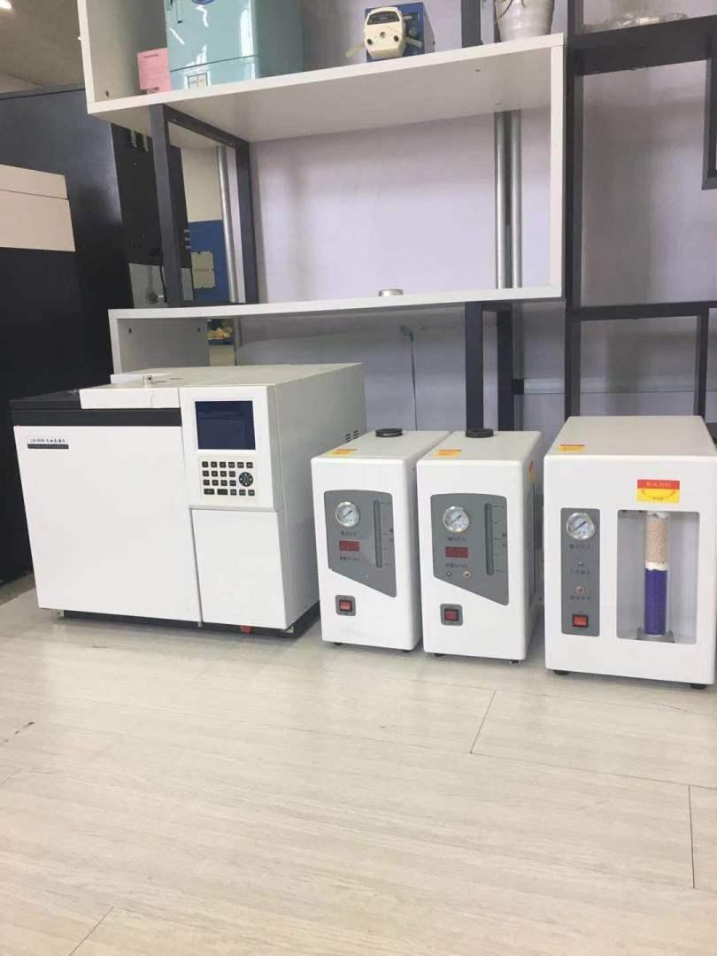 青岛路博智能触摸彩屏的高端气相色谱仪LB-8860型气相色谱