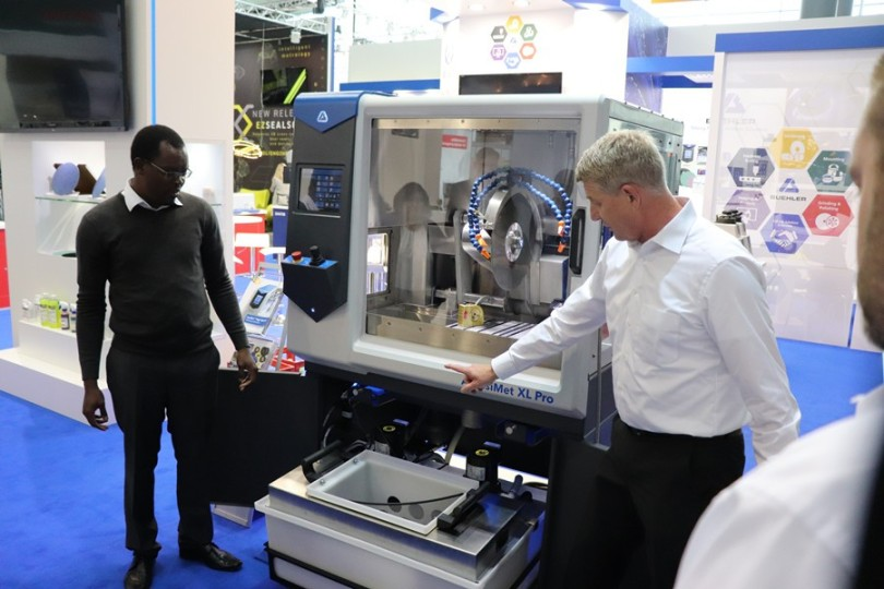 New!标乐推出 AbrasiMet XL Pro™ 大型砂轮切割机