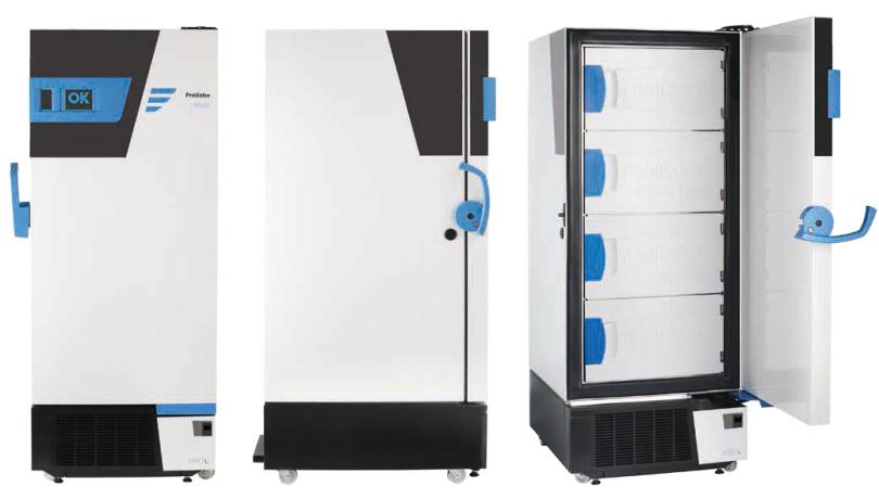 Forilabo 超低温冰箱的日常使用及维护