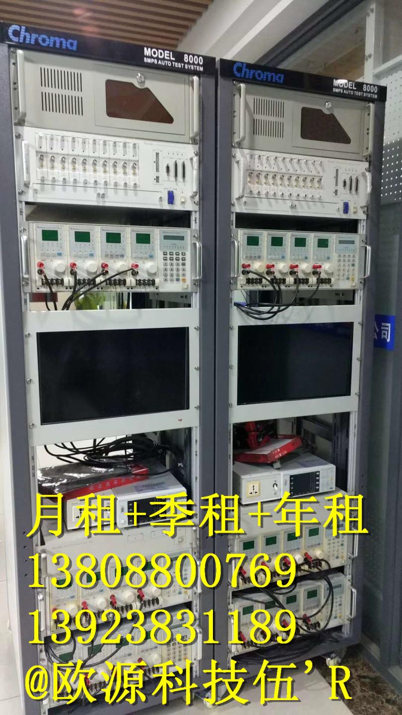 系�y出租方�@名�~���Z�鸢�_Chroma8000�W大地源科技提供