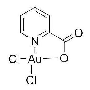 二氯(2-吡啶甲酸)金 98%