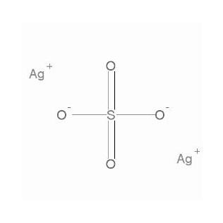 硫酸银 99.99% metals basis