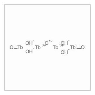 氧化铽 99.5% metals basis,<100 nm