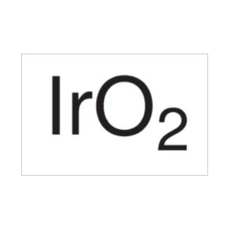 二氧化铱 99.9% metals basis,Ir ≥84.5%
