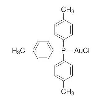 氯[三(对甲苯基)膦]金(I) 97%