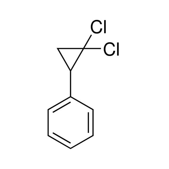 (2,2-二氯环丙基)苯 97%