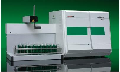 兰州大学总有机碳分析仪等仪器设备采购项目中标公告
