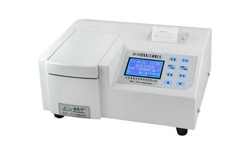 古浪县供排水管理站总氮检测仪等仪器设备采购项目招标