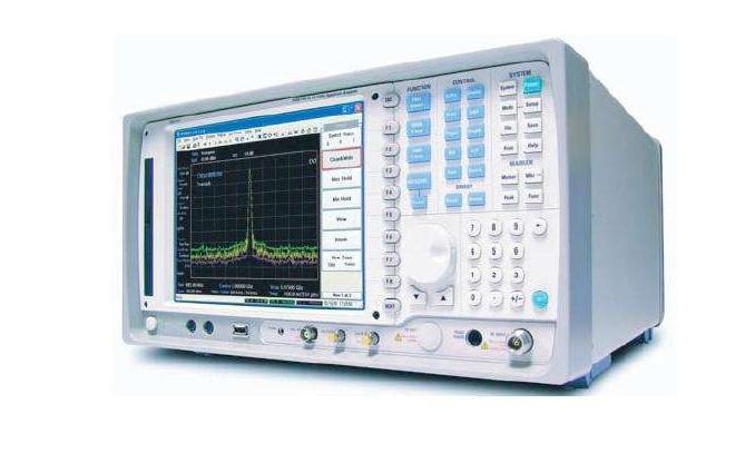 河西学院频谱分析仪等仪器设备采购项目招标