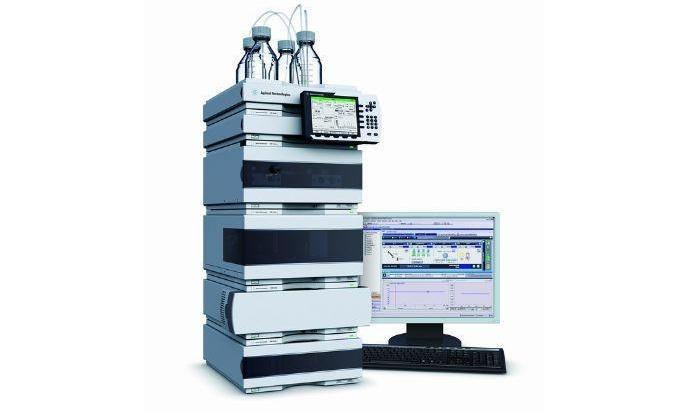 唐山市疾病预防控制中心三重四级杆串接液相色谱质谱仪