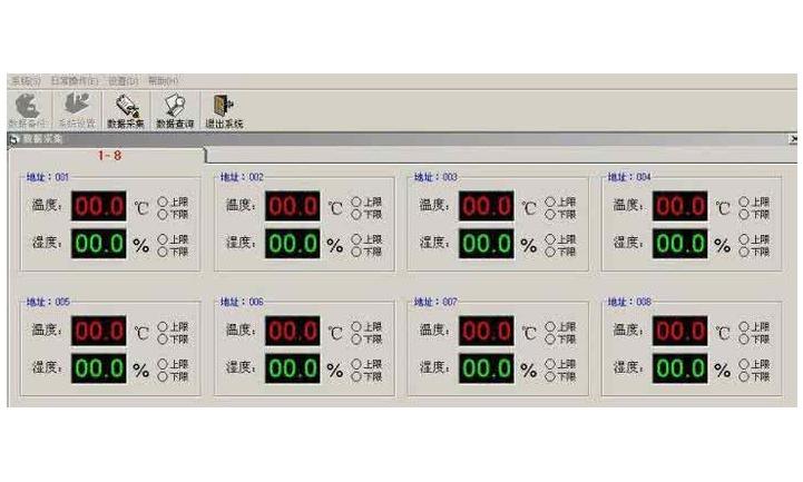 四川文理学院温湿度监控系统采购项目公开招标