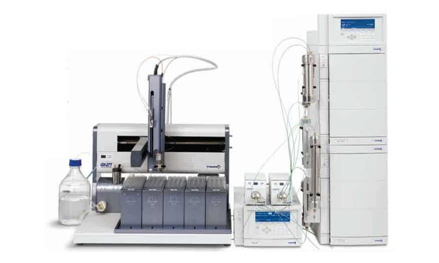 复旦大学制备液相色谱系统招标公告