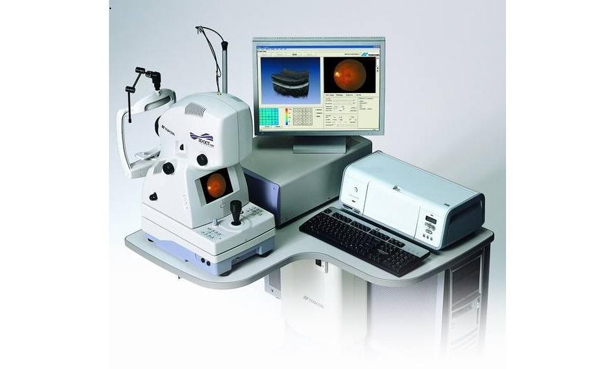 合浦县人民医院光学相干断层扫描仪采购项目重新招标公告